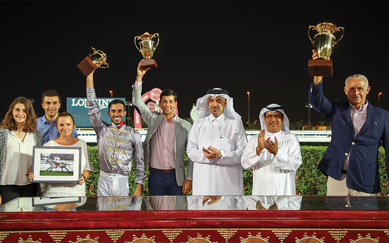 Al Walid, AJS Jood, Black Pearl race to cup victories