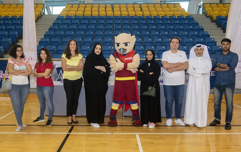 Image result for falah official mascot qatar 2019