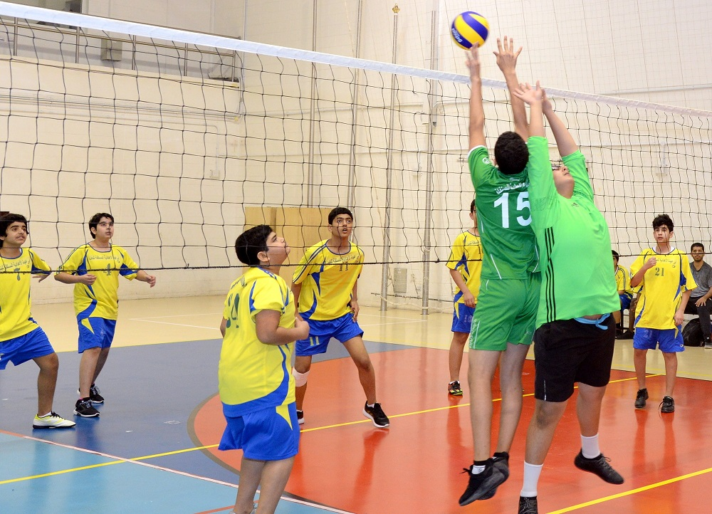 Volleyball SOP competitions