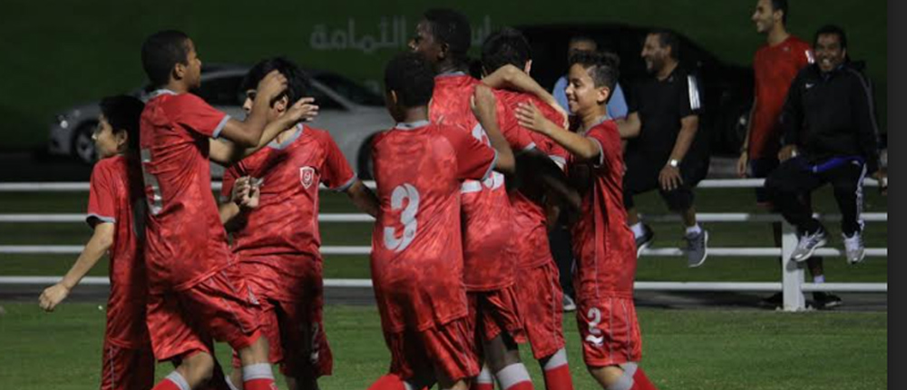 Al Duhail bag first division shield in junior class