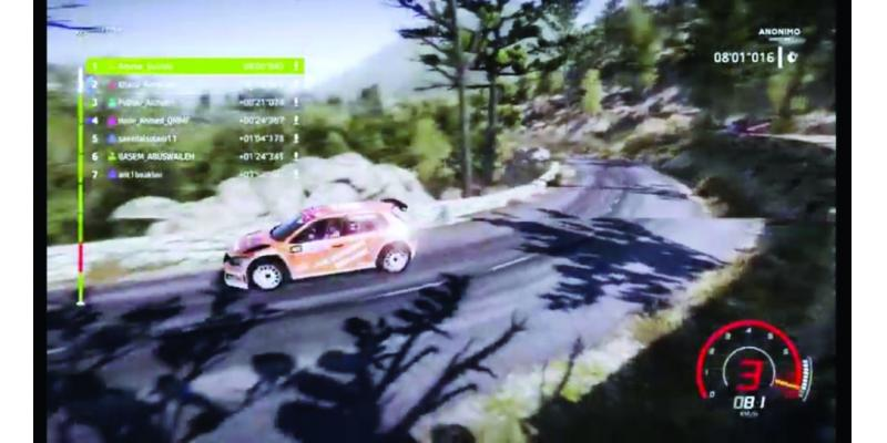 The second qualifying event of the WRC 8