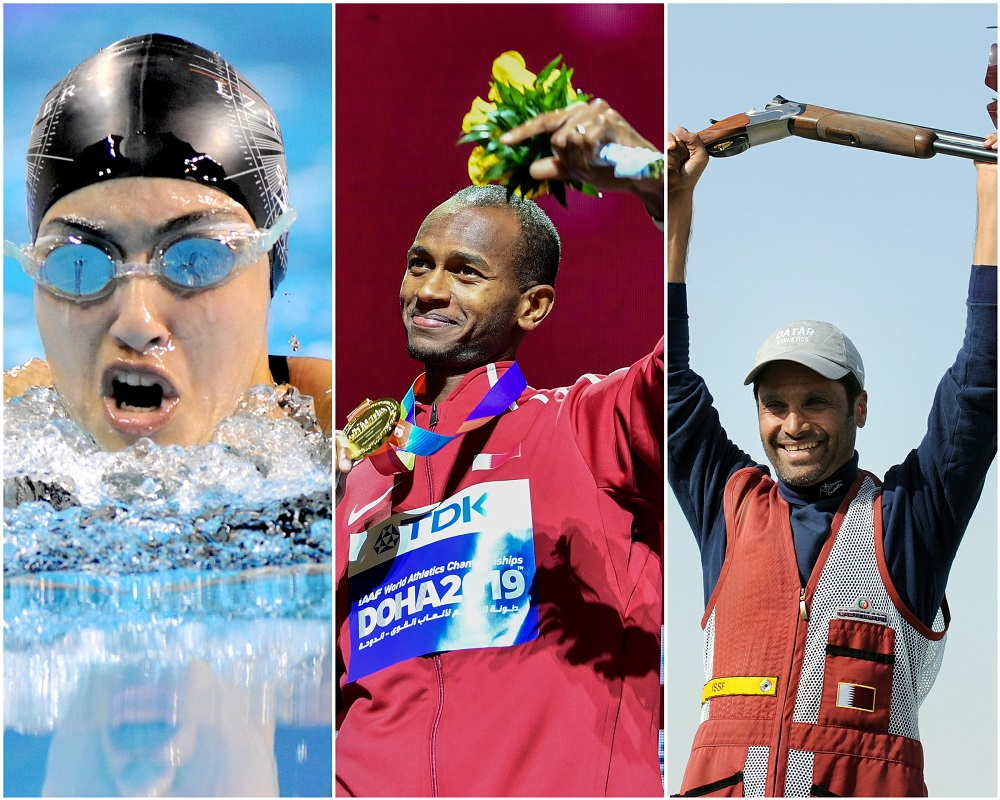 Olympians, World Champions and Asian Games medallists among stars to support Doha 2030