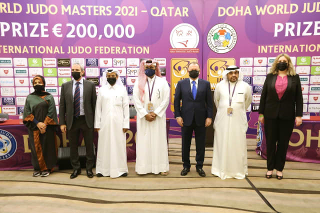 World Judo Doha Masters 2021